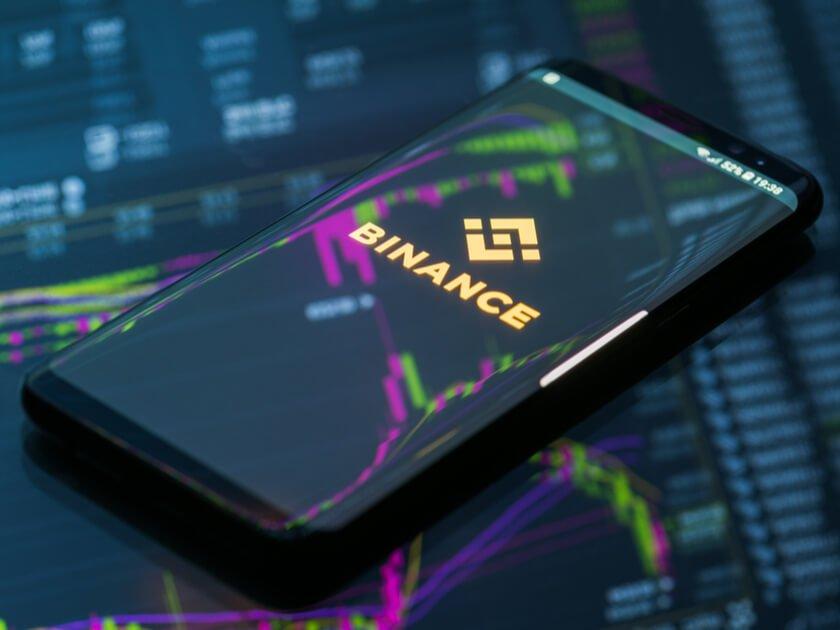 cryptomunten kopen bij Binance