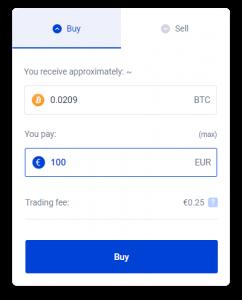 Cryptomunten kopen bij Bitvavo