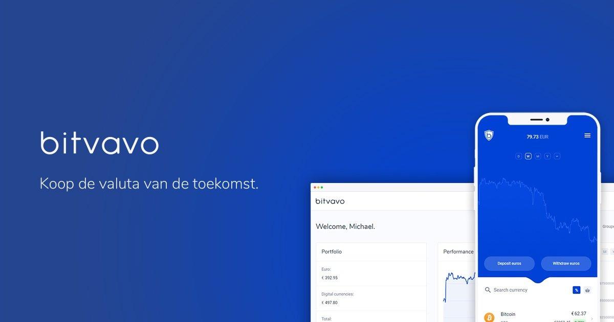 Bitvavo handelsplatform cryptocurrency exchange