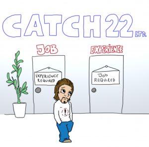 catch 22 wat is dat?