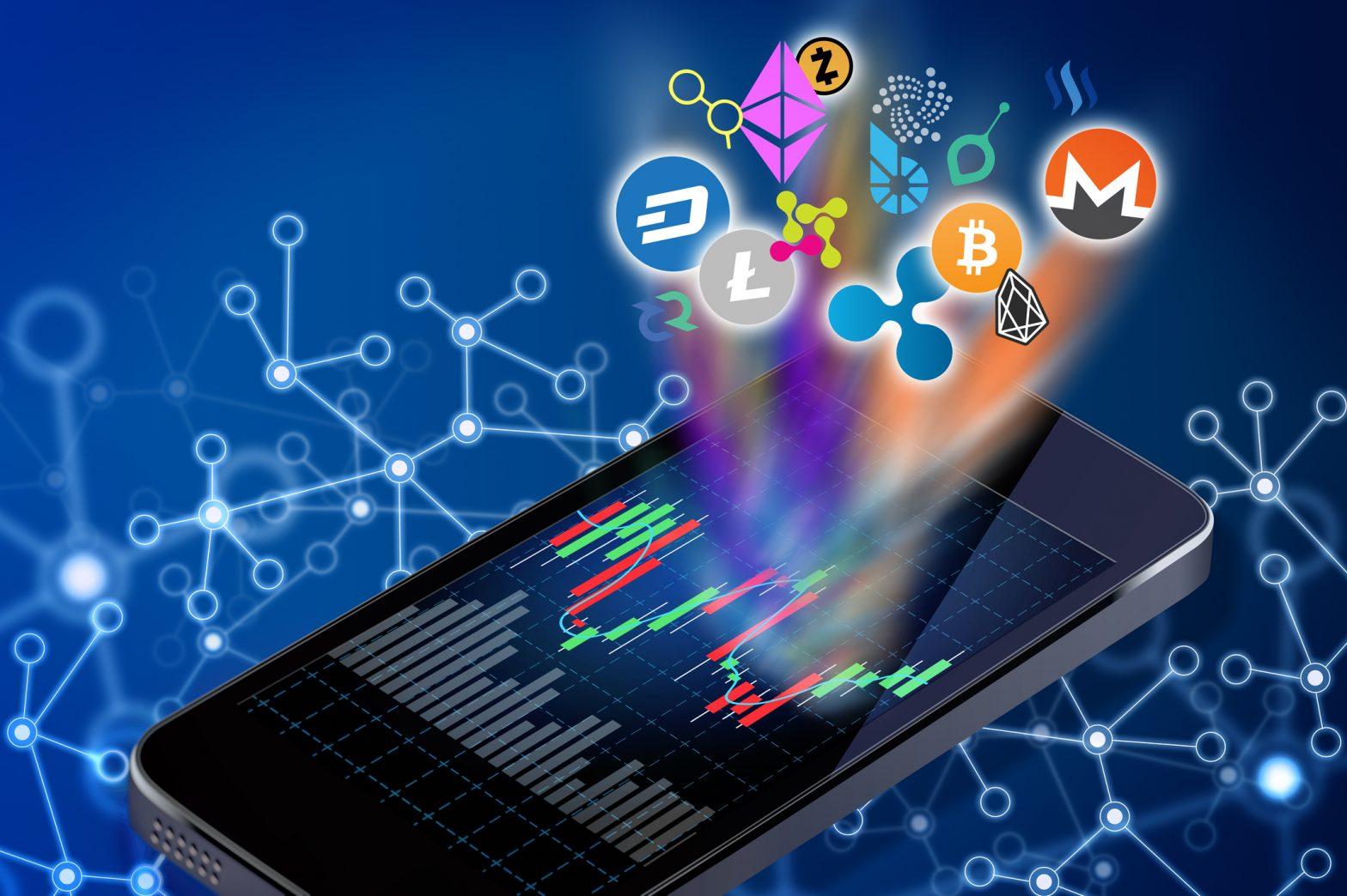 Waarde van cryptomunten die je kunt minen zijn hoger dan andere cryptocurrencies