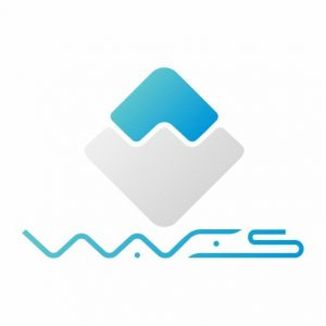 Waves cryptomunt logo