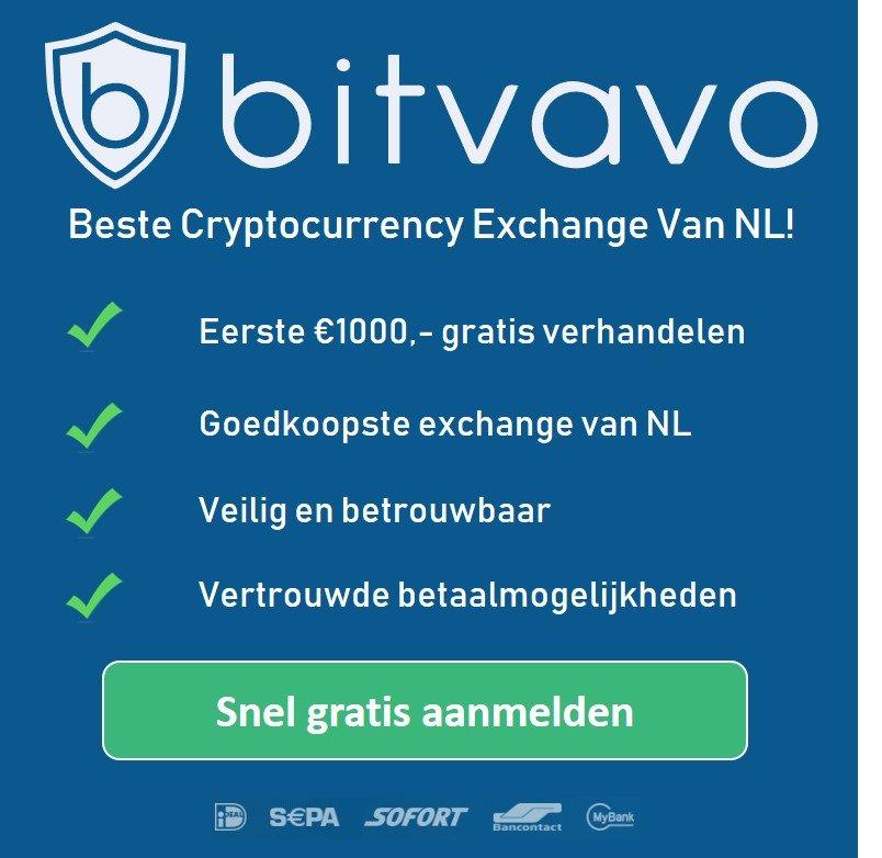 Bitvavo exchange