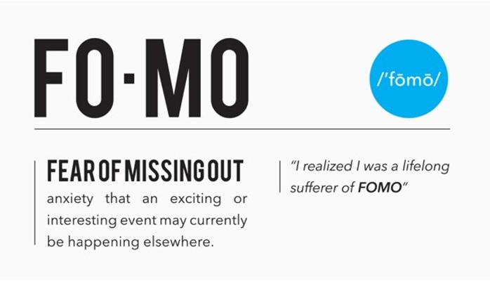 wat betekent FOMO