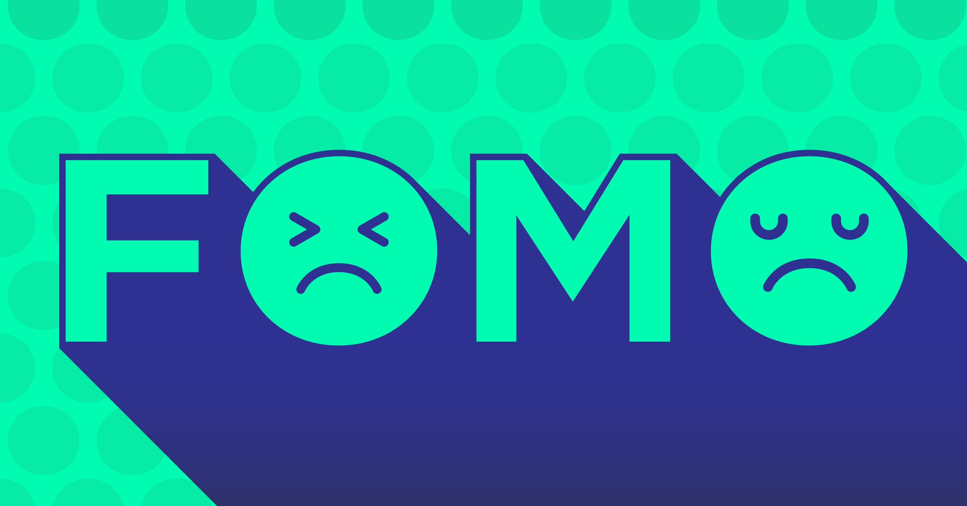 Wat is FOMO (Fear of missing out)