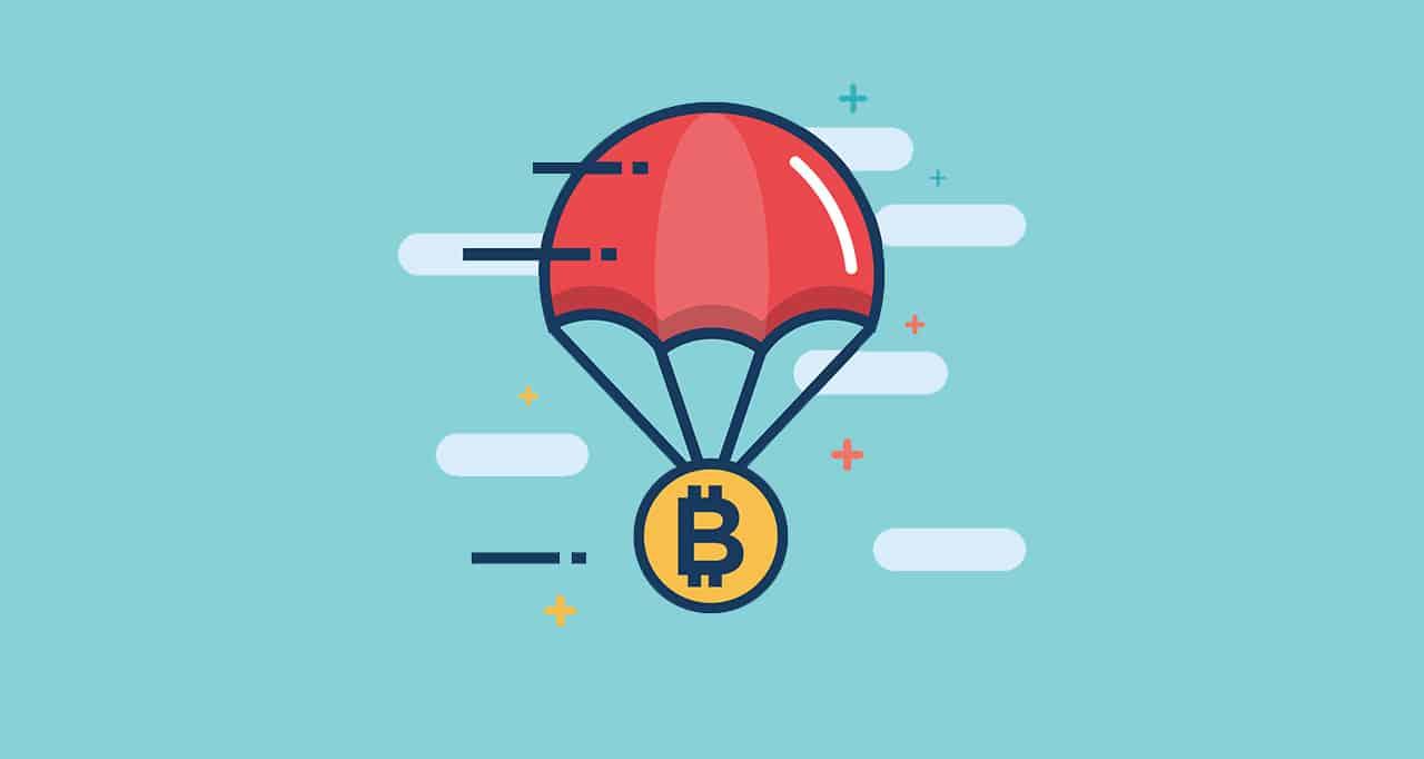Wat is een airdrop binnen cryptocurrency