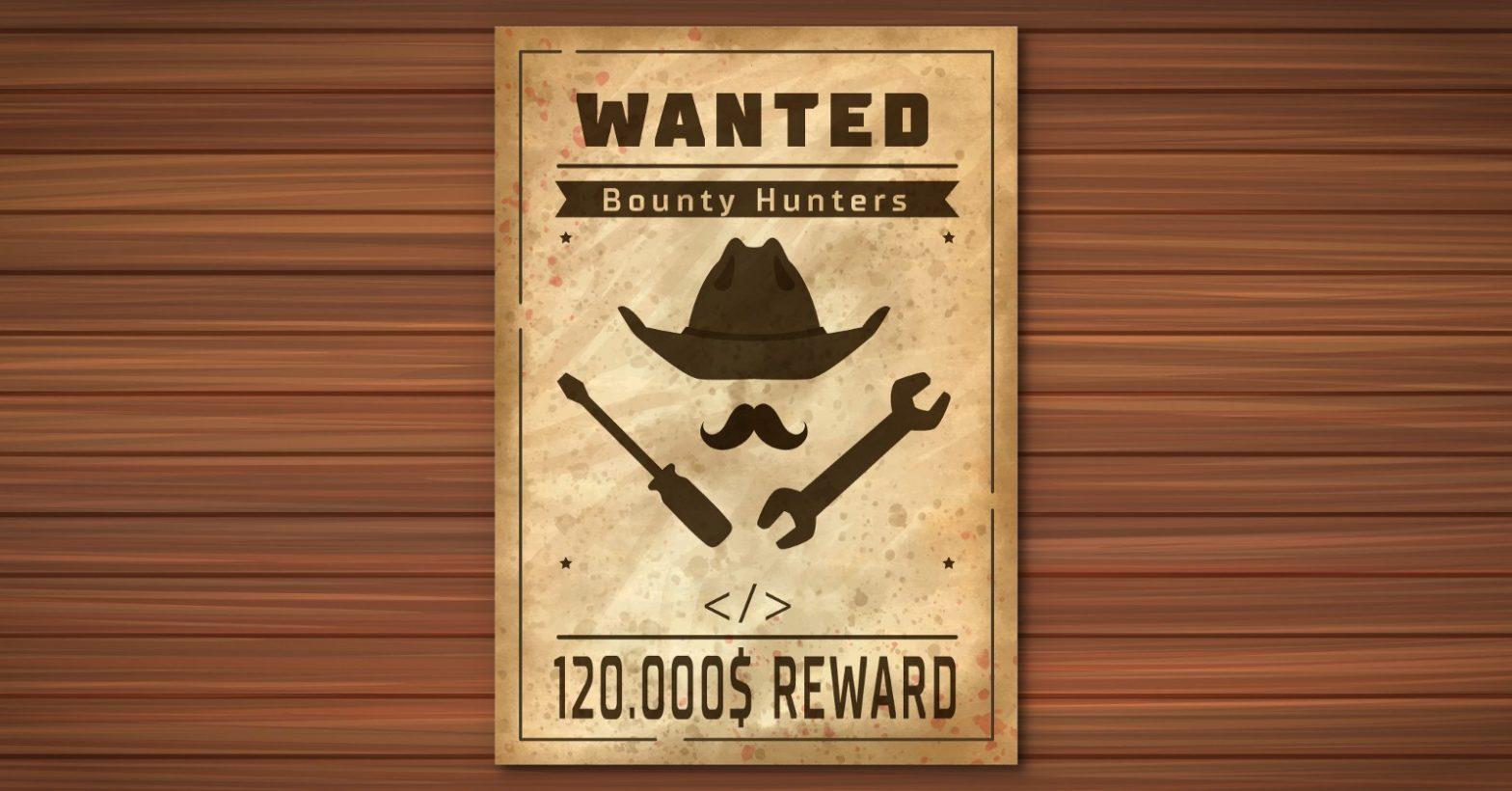 Wat zijn bounty hunters