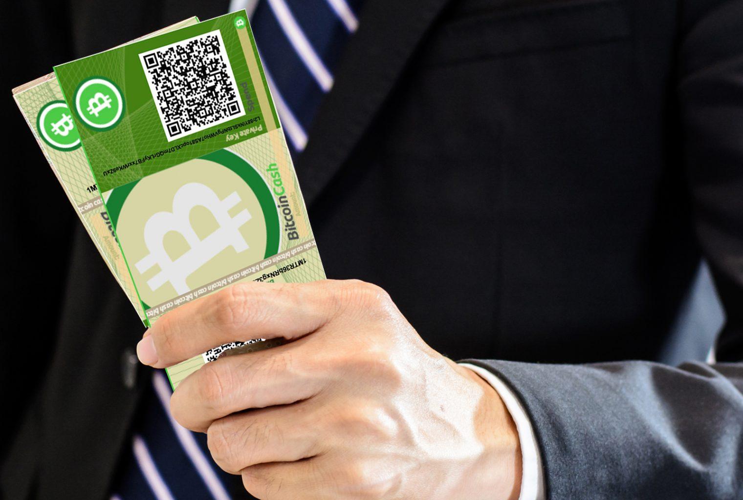 Crescent ondersteunt fiat cash rekeningen