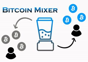Bitcoin mixing services