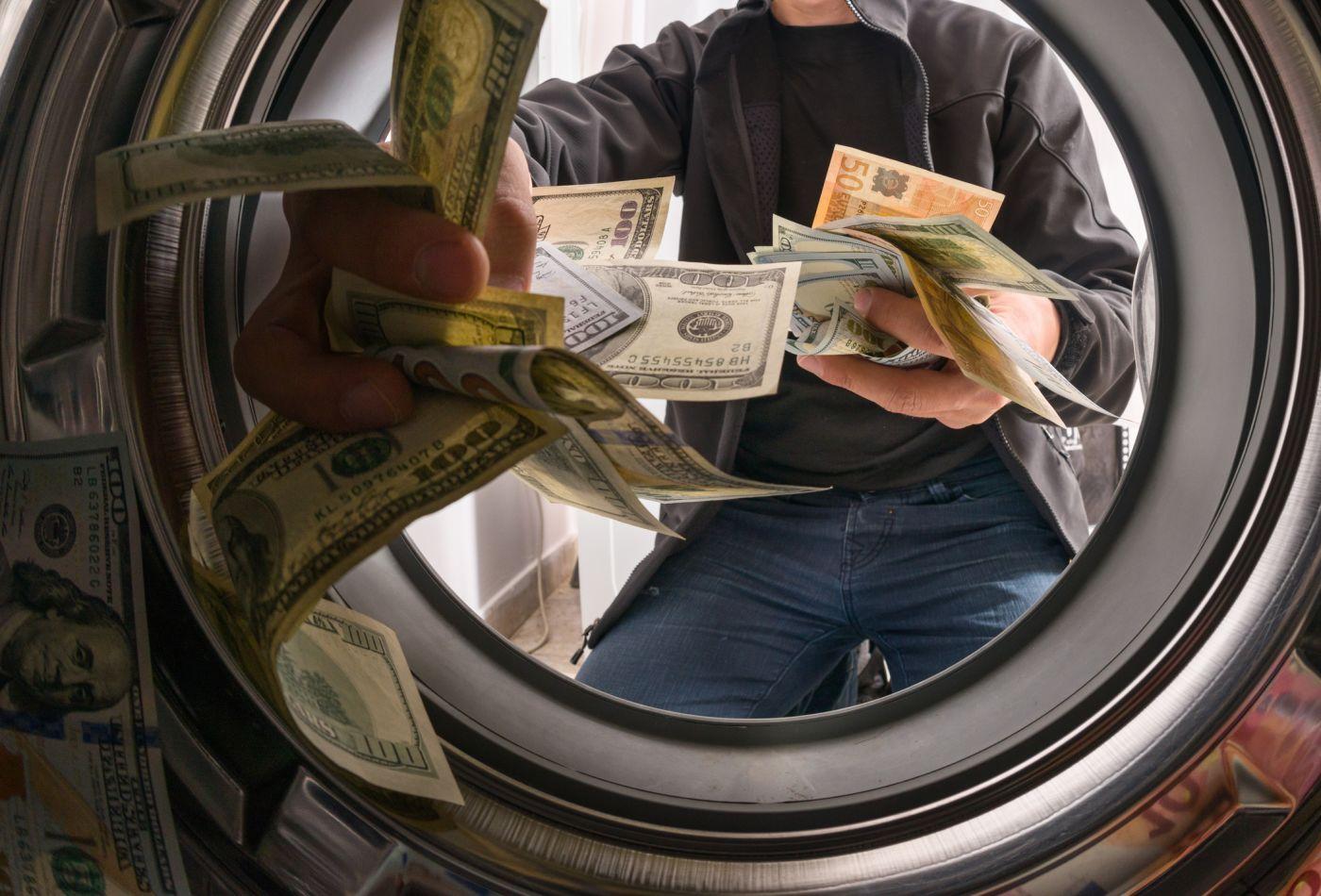 Methodes om bitcoin wit te wassen