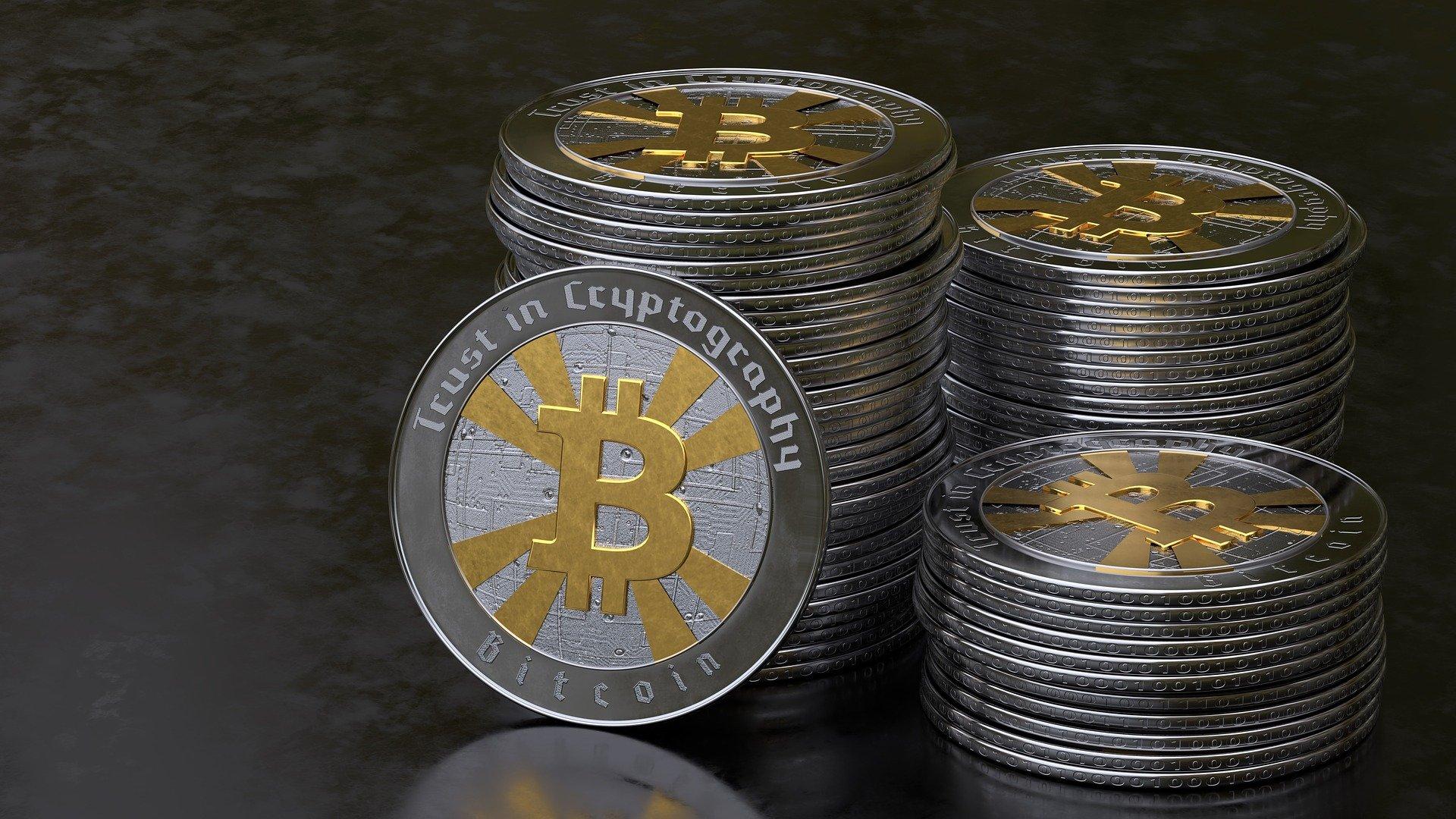 Ing ontwikkelingen Bitcoin