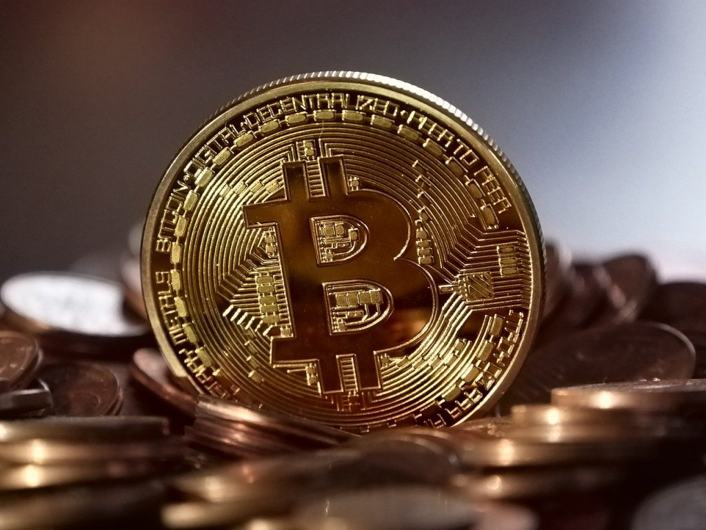 Bitcoins slapen 1