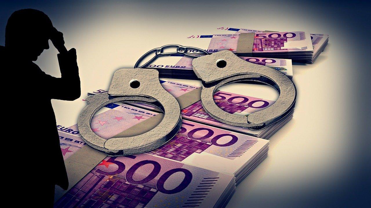 Crimineel geld bitcoin beurzen