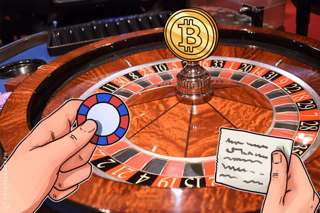 bitcoins winnen bij casino