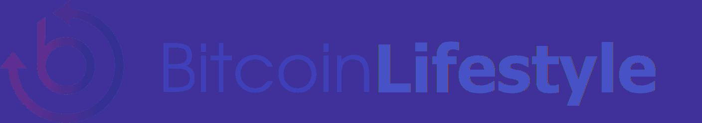 Bitcoin Lifestele original logo kleur BTC Crypto