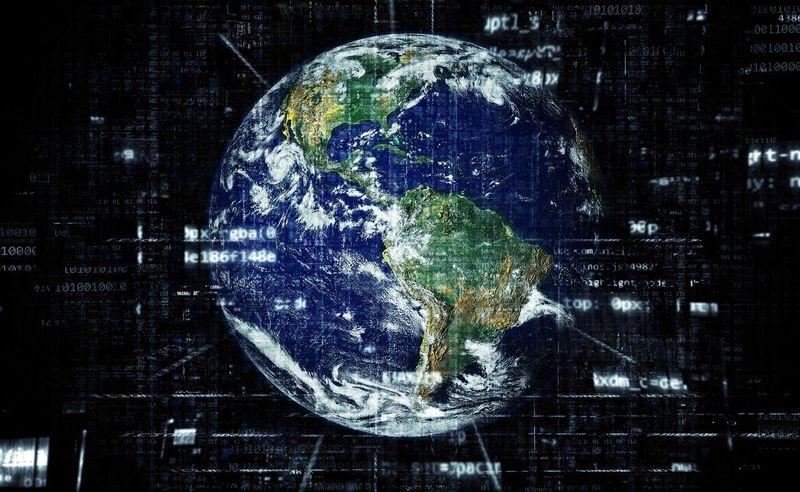 Internet wereld