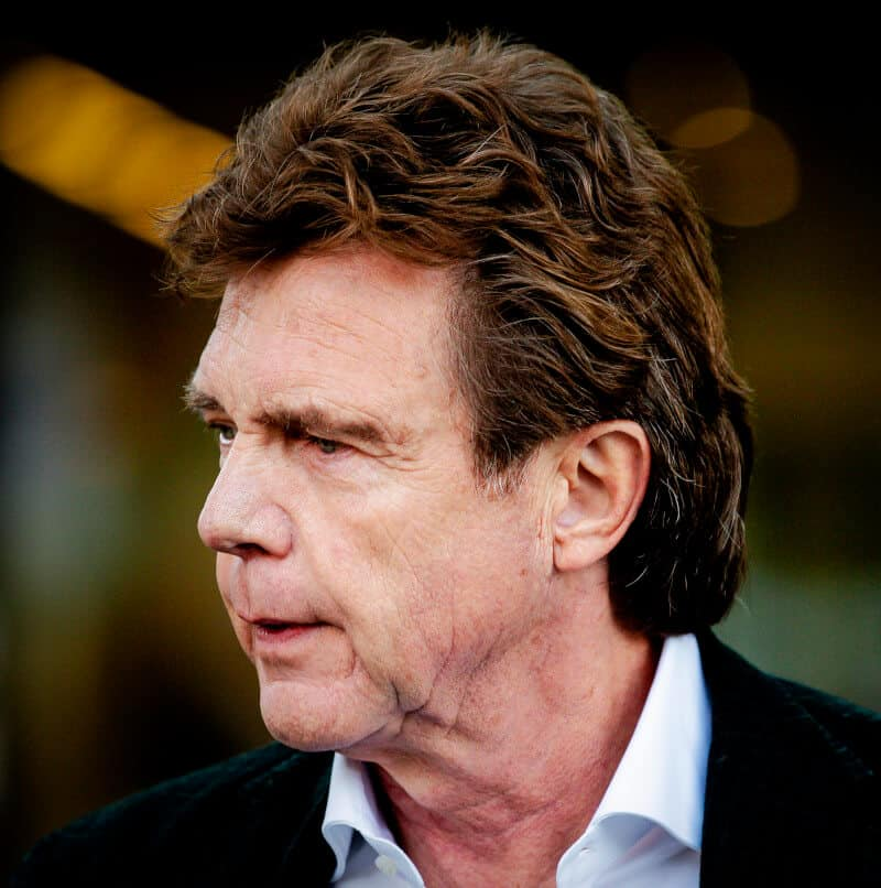 John de Mol twitter face photo BTC Crypto