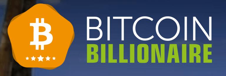 bitcoin billionaire logo kleur