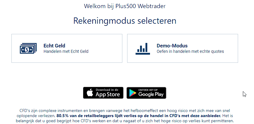 plus500 options nl Crypto BTC
