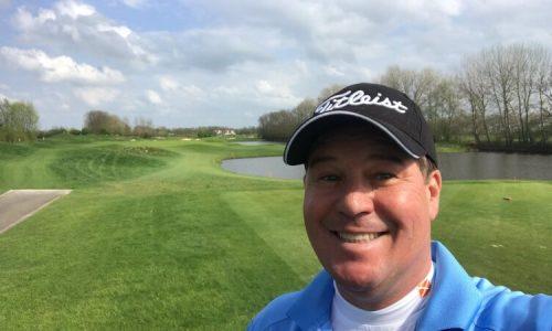 Martijn Krabbe golf